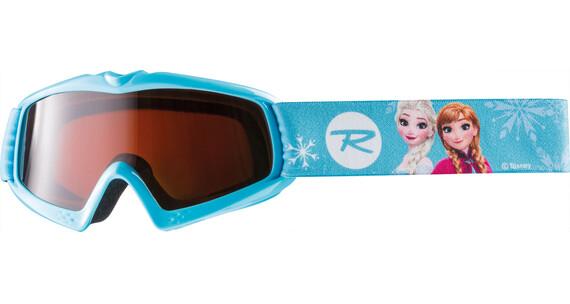 Rossignol Raffish S goggles turquoise